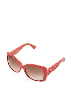 Tod'S Gafas de Sol TO0085 (58 mm) Rojo