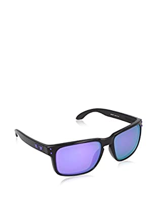 Oakley Gafas de Sol Polarized Mod. 9102 910267 (55 mm) Negro