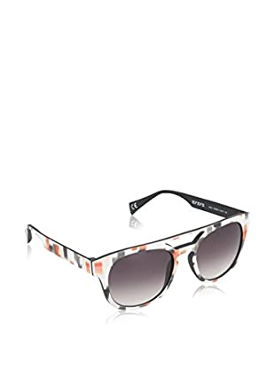 Eyeye Gafas de Sol IS014.CSF.053CSF.05351 (51 mm) Blanco / Gris / Naranja