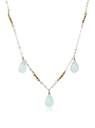 Lucy Dalton Prom Queen Necklace Chrysophrase Necklace