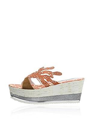 Beverly Feldman Zapatos Slip-On Seaside (Multicolor)