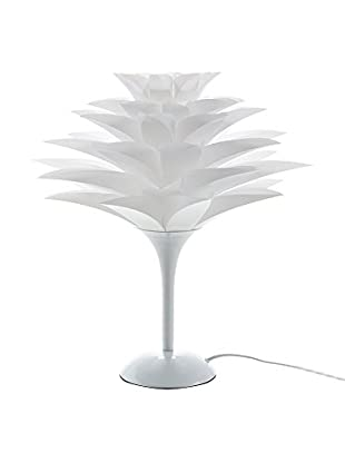 Contemporary Lighting Lámpara De Mesa Petalo Blanco