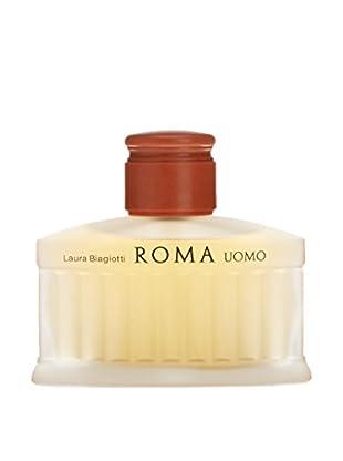 Laura Biagiotti Eau de Toilette Herren Roma 125.0 ml, Preis/100 ml: 34.39 EUR