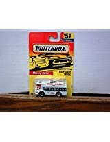1997 Matchbox Moving Parts Big Power Truck #57 of 75, White