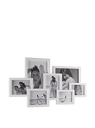 Contemporary Living Marco De Fotos Collage 7F Blanco