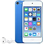 Apple New iPod touch 64GB Blue (6th Generation) (MKHE2LL/A)