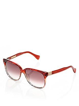Emilio Pucci Sonnenbrille EP728S rot/zweifarbig