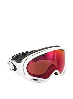 Oakley Skibrille A-Frame 2.0 weiß