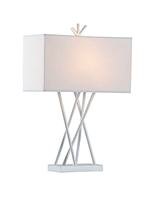 Zuo Rise Table Lamp, White