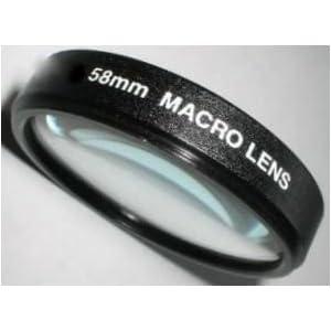 SPE 58mm Lens Filter for Canon, Nikon, Sony, Tamron, Minolta DSLR Camera