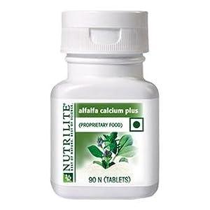 Amway Nutrilite Alfalfa Calcium Plus