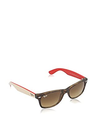 Ray-Ban Sonnenbrille New Wayfarer 2132 614440 (52 mm) havanna