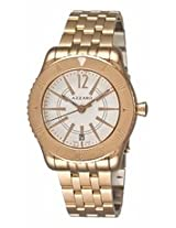 Azzaro Coastline White Dial Rose Gold Stainless Steel Mens Watch Az2200.52Am.050