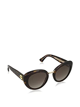 GUCCI Sonnenbrille 3808/S HA KCL (54.5 mm) (51 mm) havanna