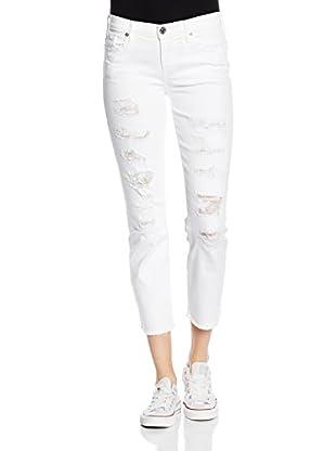 True Religion Jeans Cora Crop Optic