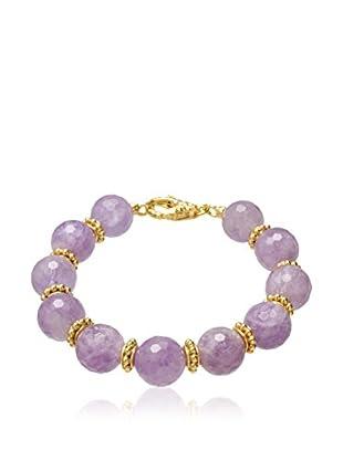 ETRUSCA Armband  lila