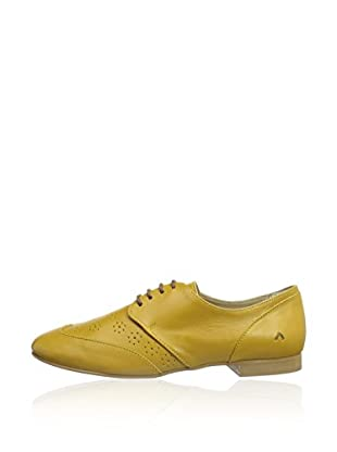 Aces of London Zapatos Clásicos Woman Low Shoe (Amarillo)