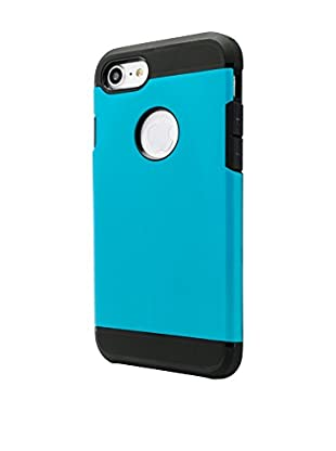 NUEBOO Hülle Allok iPhone 7 blau