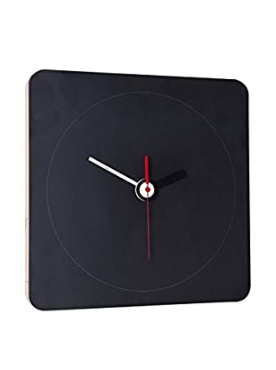 Diamantini & Domeniconi Reloj De Pared Tabla Negro