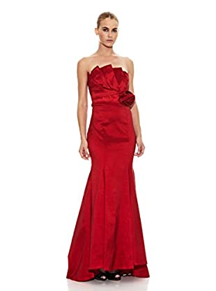 Barbarella Vestido Karolann (Rojo)