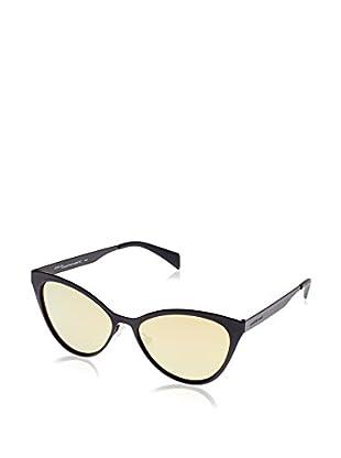Italia Independent Gafas de Sol 0022T (55 mm) Negro