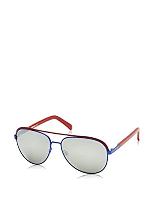 Just Cavalli Sonnenbrille JC654S (59 mm) blau/rot
