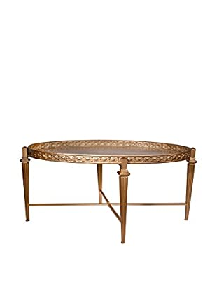 Donny Osmond Home Table, Gold