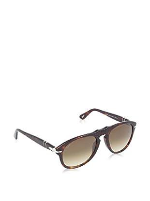 Persol Sonnenbrille 649 24/51 52 (52 mm) havanna