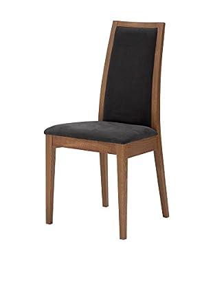 Domitalia Topic Chair, Walnut