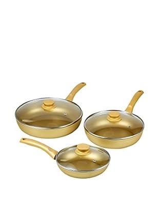 how to get the golden frying pan