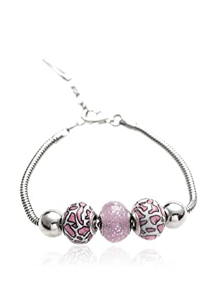 Valentina Beads by Gli Ori di Venezia Armband Valentina silber/flieder