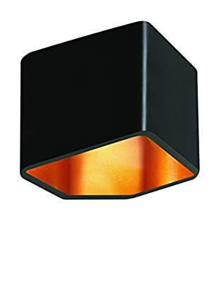 De-sign Lights Wandleuchte LED Space schwarz/gold