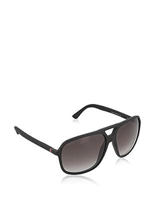 GUCCI Sonnenbrille 1091/S N6 D28 (60 mm) schwarz