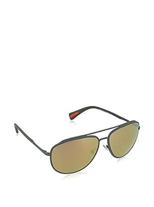 Prada Gafas de Sol Polarized 55RSSUN_UFI5N2 (59 mm) Verde
