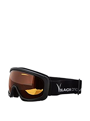 Black Crevice Skibrille Wagrain schwarz