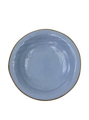 Novità Home Tiefer Teller 4er Set Color himmelblau