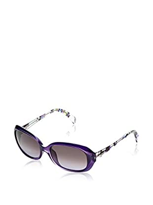Pucci Sonnenbrille EP694S (57 mm) lila/mehrfarbig