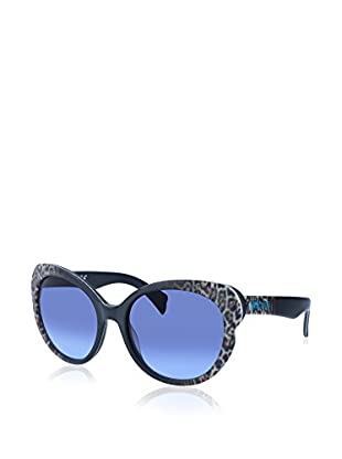 Just Cavalli Sonnenbrille 656S_05B (57 mm) blau/havanna