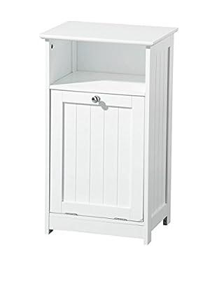 Premier Housewares Badschrank 2402058 weiß