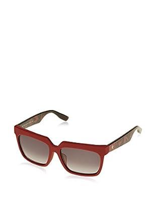 Mcq Alexander McQueen Sonnenbrille 0039/F/S (57 mm) bordeaux