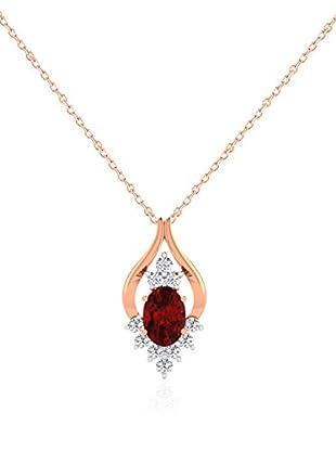 Vittoria Jewels Pendente  Metallo Rosè