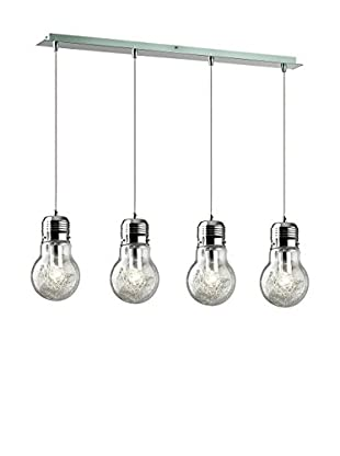 Evergreen Lights Pendelleuchte Luce Max SB4 metall