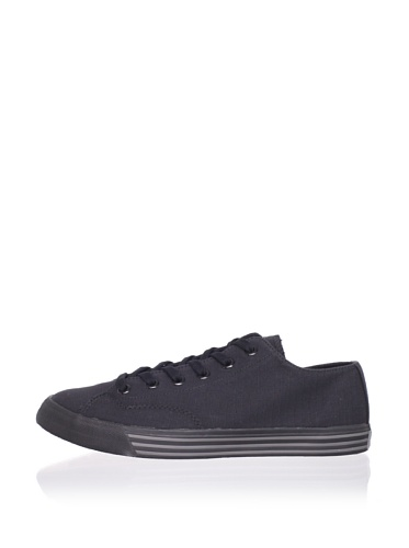 PRO-Keds Men's 69er Lo Canvas Sneaker (Black/black)