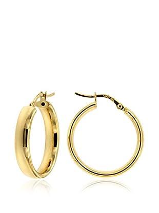 ETRUSCA Ohrringe 5.08 cm goldfarben