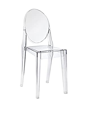 Modway Casper Dining Side Chair (Clear)