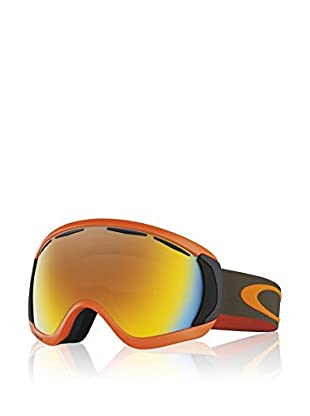 Oakley Máscara de Esquí Canopy Mod. 7047 Clip Naranja