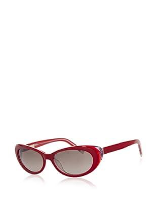 Karl Lagerfeld Sonnenbrille KL630S-015 (54 mm) rot/transparent