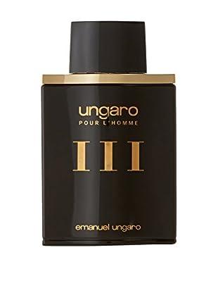 Emanuel Ungaro Eau de Toilette Herren III 100.0 ml, Preis/100 ml: 20.99 EUR