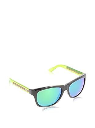 Gucci Sonnenbrille 3709/S Z9CHQ54 schwarz