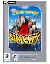 Simcity 4 - Deluxe Edition PC (PC)